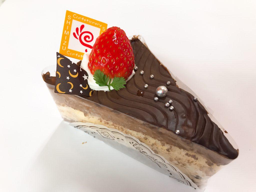 チョコの石畳