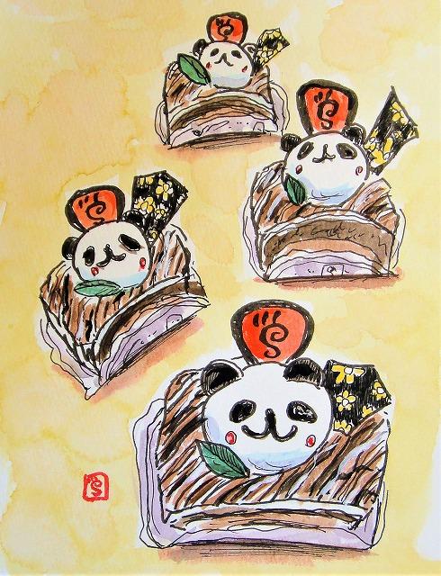 190711 チョコロール@清水菓子舗